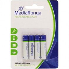 Battery AAA - Recharge Media Range