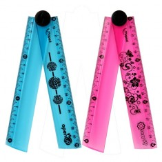 Maped - Foldable Ruler 30cm - MAP281010 ( x 18 )