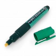Pentel - CHALK MARKER ( Wet Erase ) - GREEN