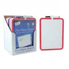 White Boards A4 Magnetic / with Marker ( PREMIER )