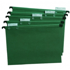 Hanging Files A4 Green