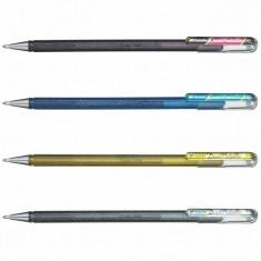 Pentel Glitter Gel Pen ( x 4 )